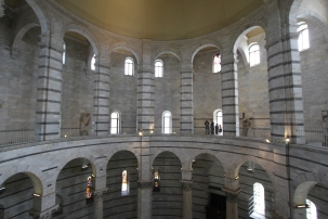 Insider The Baptistery